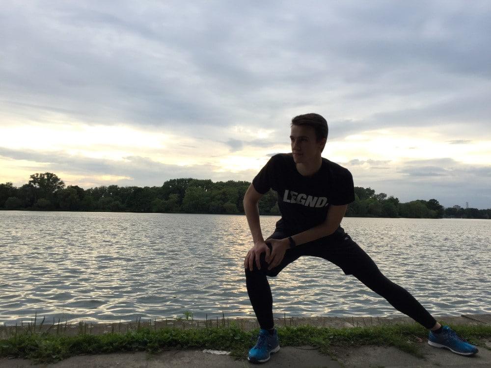 Der Beginn meines Hobbys - Das Laufen