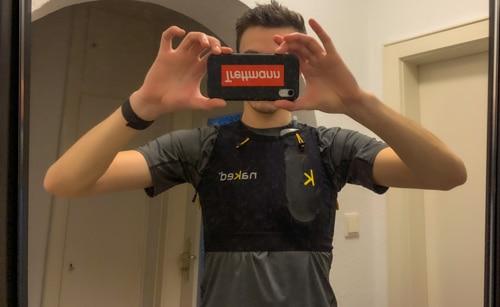 Laufweste - Naked Running Vest