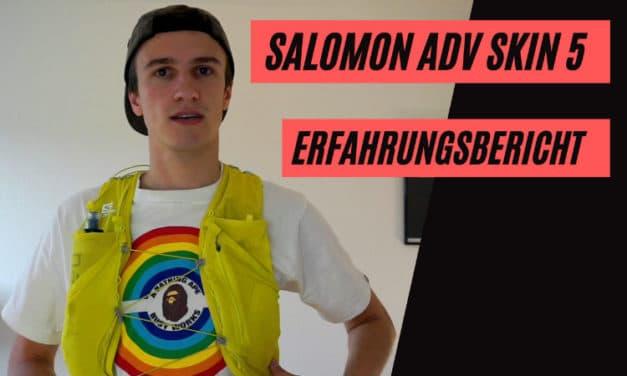 Salomon ADV SKIN 5 Laufweste – Mein Erfahrungsbericht
